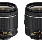 Nikon lanserar nya 18-55 mm objektiv med pulsmotor