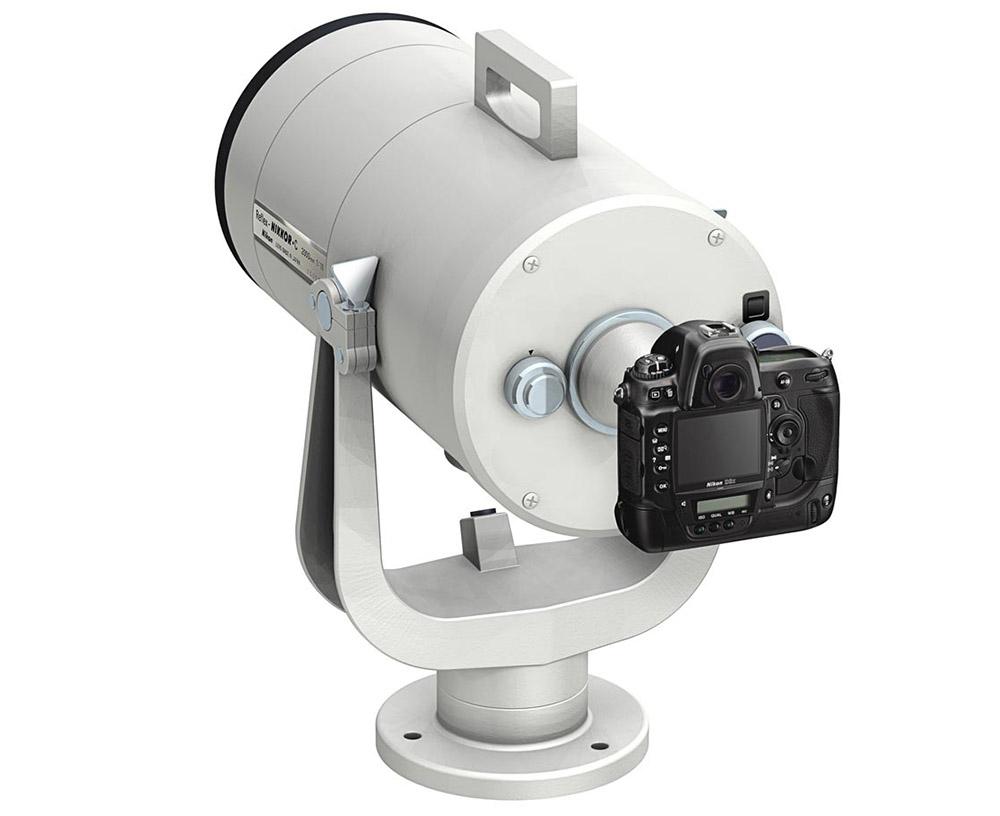 Nikon Reflex Nikkor 2000mm f/11 spegeltele superteleobjektiv Objektivtest.se