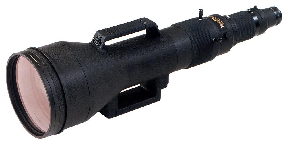Nikon Zoom-Nikkor 1200-1700mm f/5.6-8 P IF-ED telezoom teleobjektiv supertele Objektivtest.se