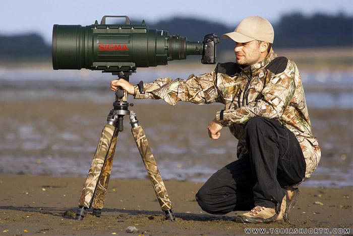 Sigma 200-500 mm F2,8 telezoom foto Tobias Hjorth