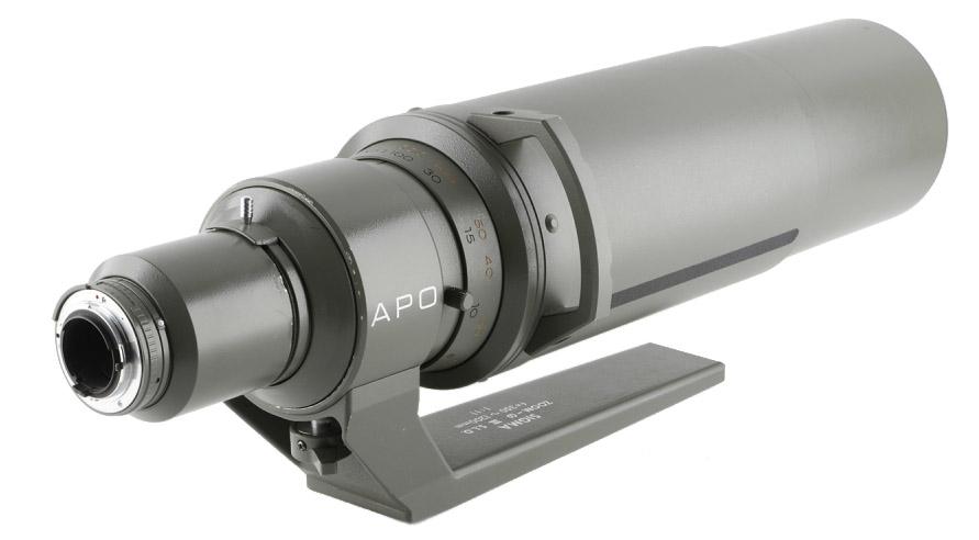 Sigma Omega 350-1200 mm F11 APO ett av åtta monstruösa teleobjektiv