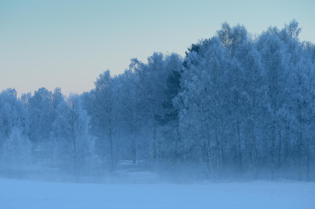 Vinterfotografering Christian Nilsson