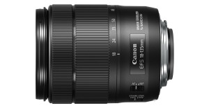 Canon EF-S 18-135/3,5-5,6 IS USM – ny allroundzoom för video