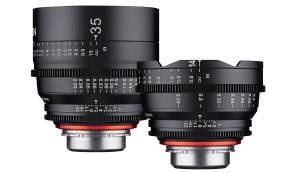 Nyhet: Videoobjektiven Samyang Xeen 14mm T3.5 och 35mm T1.5