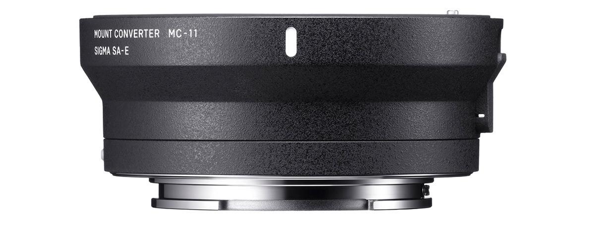 Sigma Mount Converter MC-11 för Sony E APS-C adapter med autofokus