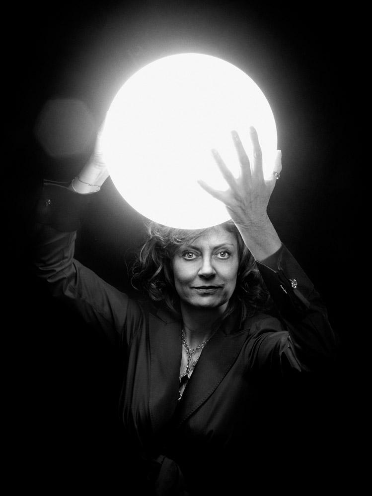 Susan Sarandon foto av Johan Bergmark