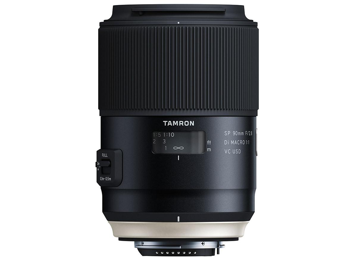 Tamron SP 85 mm f/1,8 Di VC USD Macro makroobjektiv