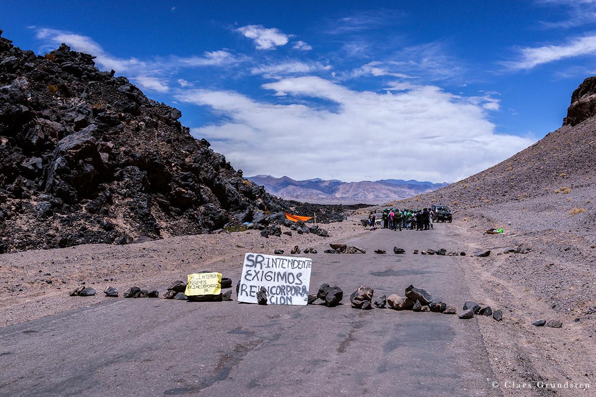 Claes Grundsten Argentina blogg del 2 bild 20 Strejk
