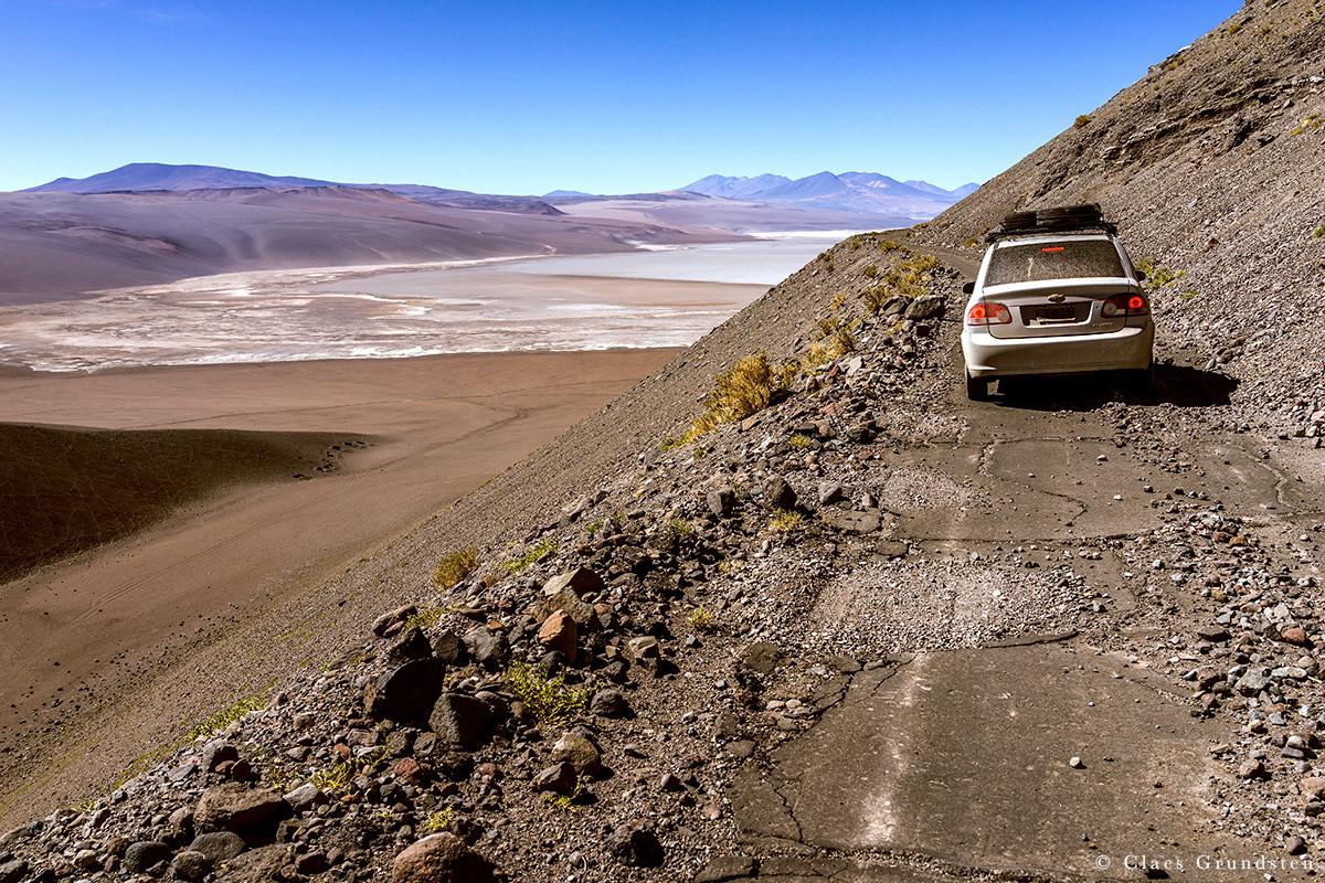 Claes Grundsten bloggar Argentina Puna de Atacama