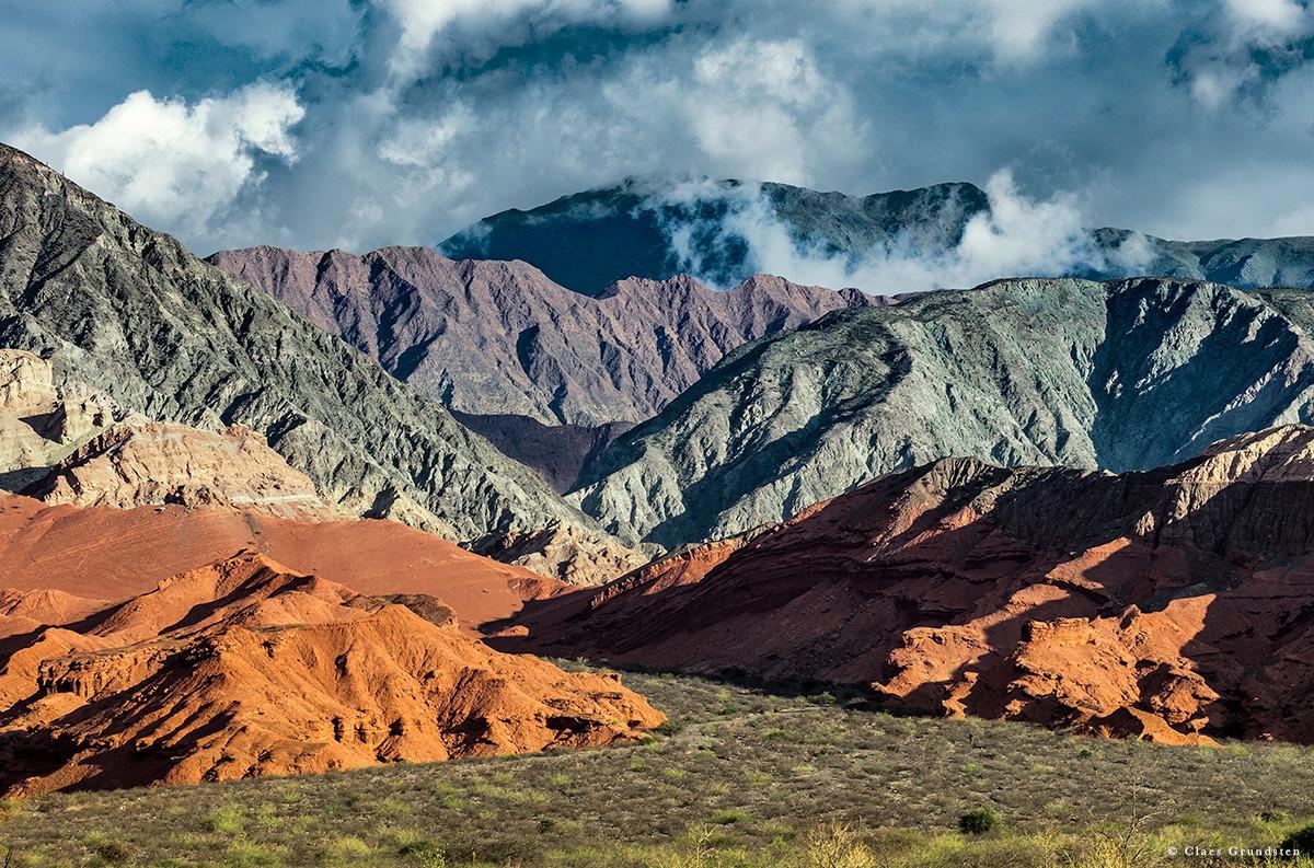 Claes Grundsten bloggar resa Argentina Quebrada de las Conchas