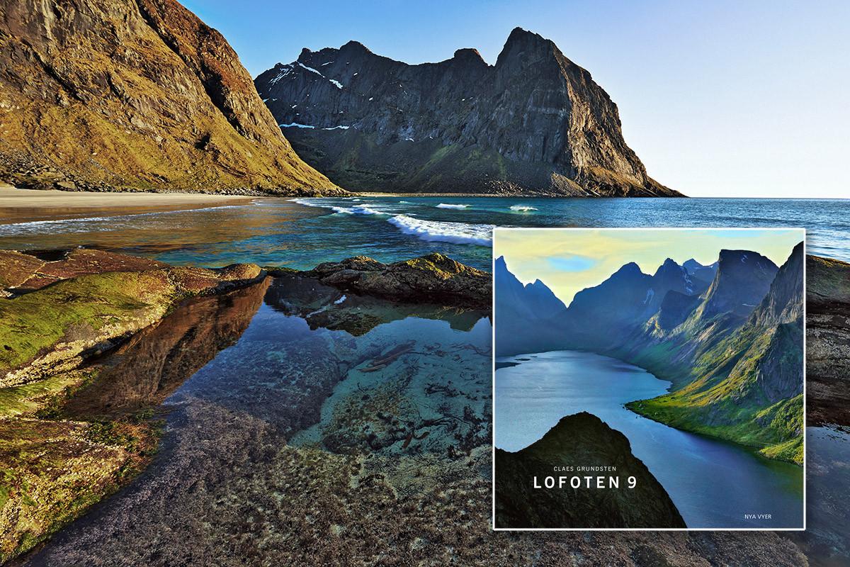Claes Grundsten fotobok Lofoten 9