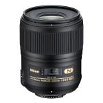 Nikon Micro AF-S 60 mm f/2,8 G ED Test – makro med skärpa!