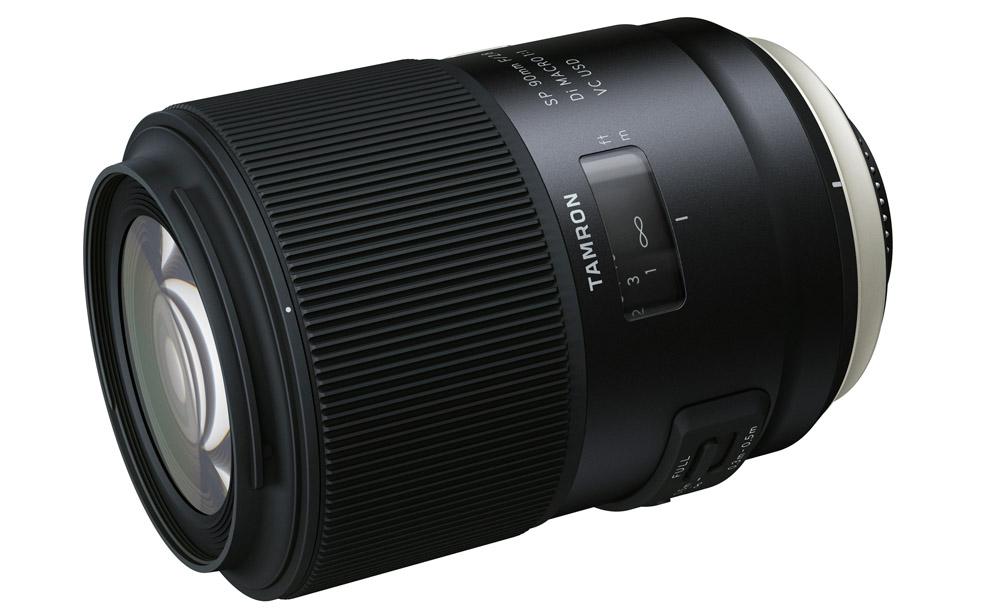 Tamron SP 90mm F2.8 Di VC USD Macro förstapris i fototävling hos Objektivtest.se