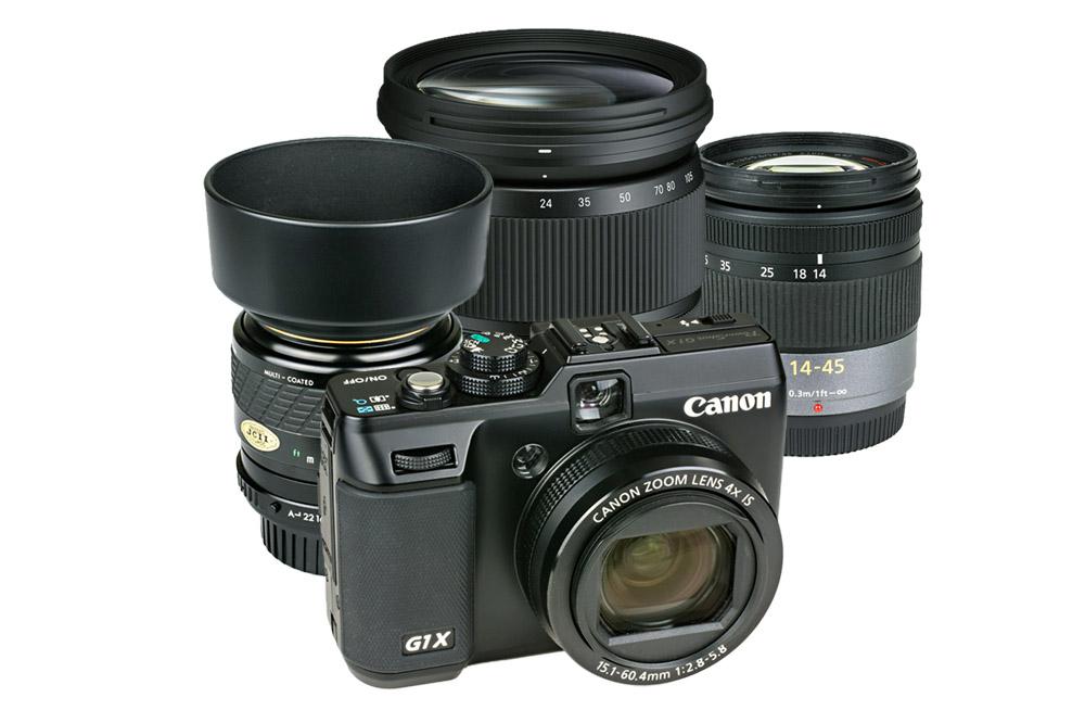 Begagnade kameror köpes
