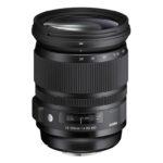 Sigma 24-105 mm f/4 DG OS HSM Art med Canon-fattning