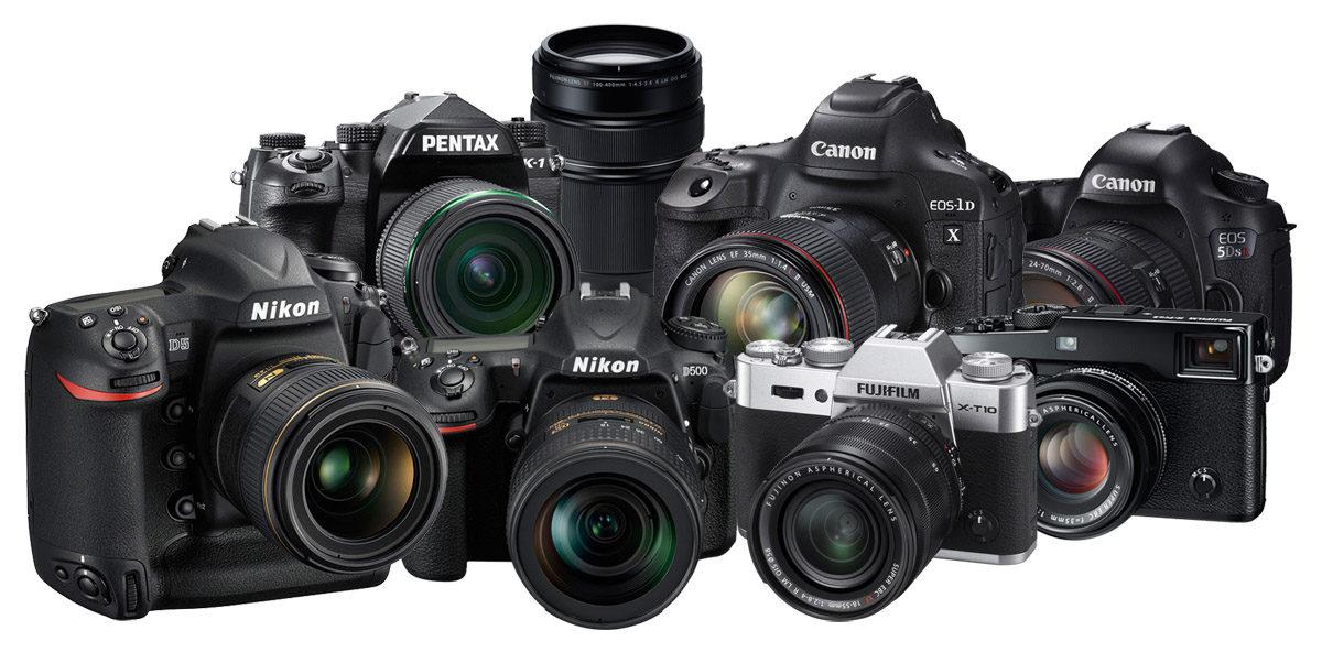 TIPA Awards 2016 Alla ska ha pris Canon EOS 1D X Mark II, Nikon D5, Nikon D500, Pentax K-1, Canon EOS 5DS R