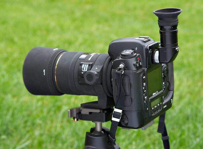 fototips vinkelsökare för makrofotografering foto Objektivtest.se