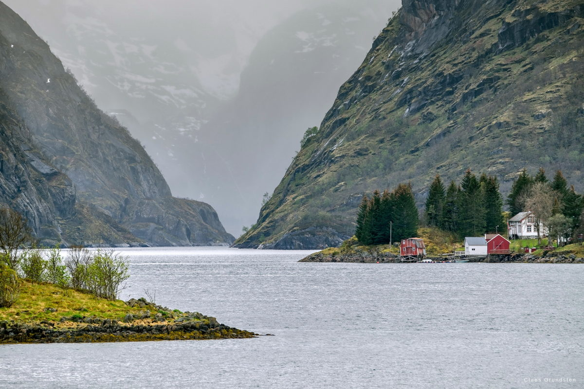 Claes GrundstenTrollfjorden Lofoten Norge Fujifilm X-T1 med Fujinon XF 18-55mm f/2.8-4 R LM OIS