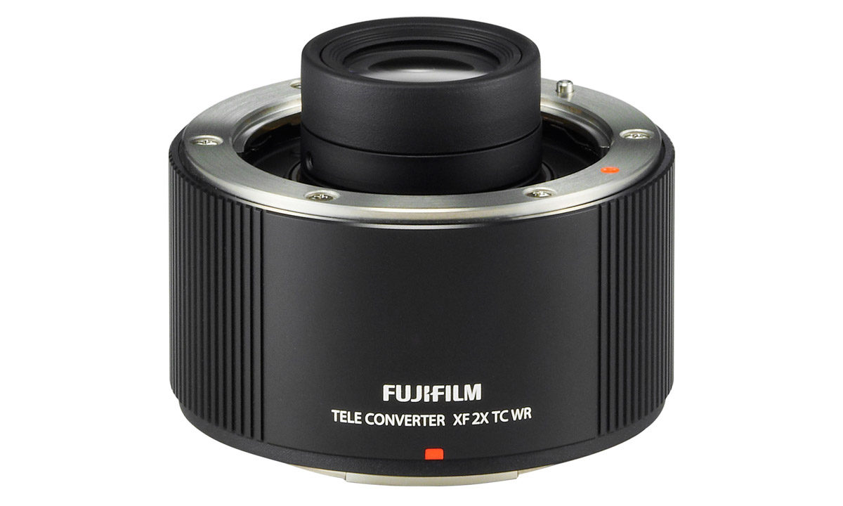 Fujifilm vädertätad telekonverter Fujinon XF 2X TC WR