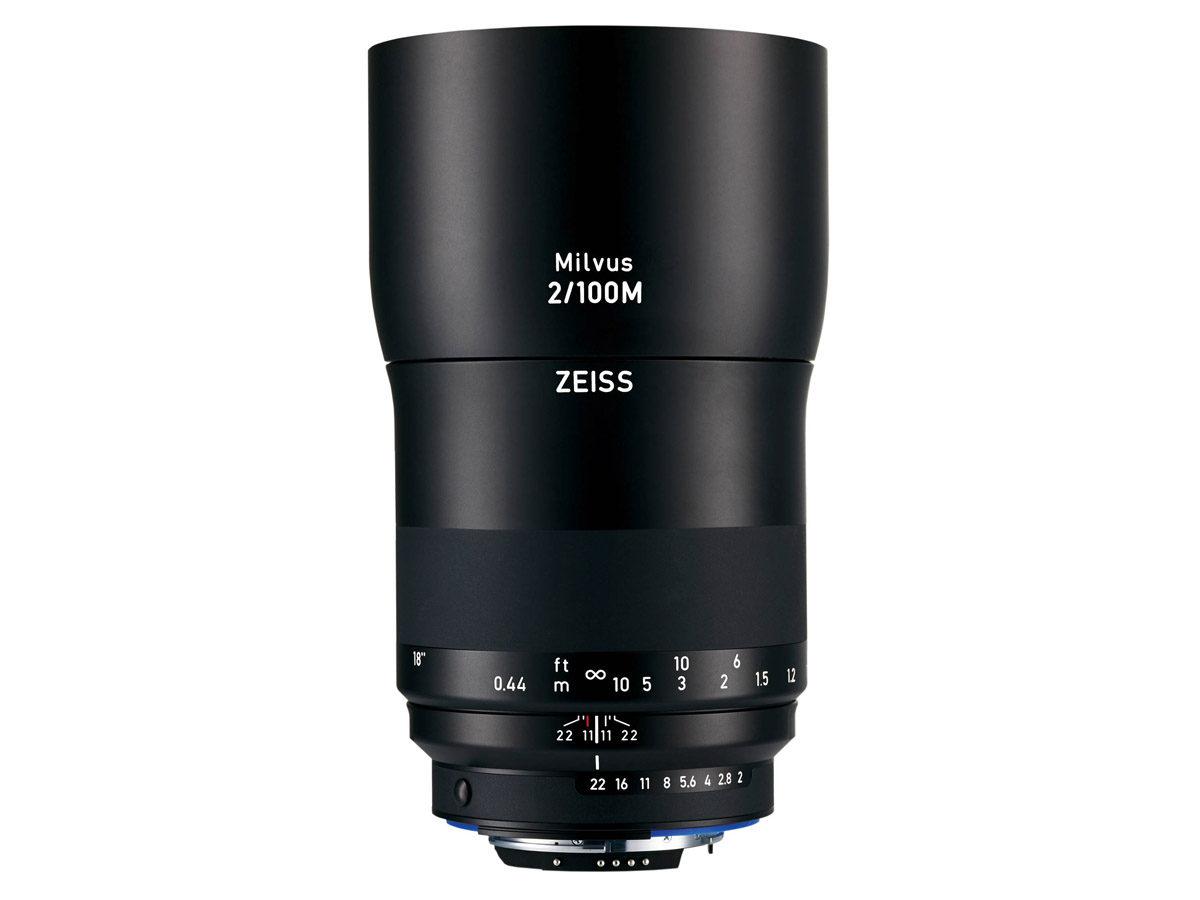 Zeiss Milvus 100 mm F2 Macro Test makroobjektiv makrotele