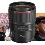 Canon EF 35 mm f/1,4 L II USM Test – skarpaste 35:an hittills!