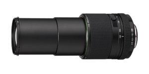 Ricoh lanserar Pentax 55-300 mm telezoom med pulsmotor
