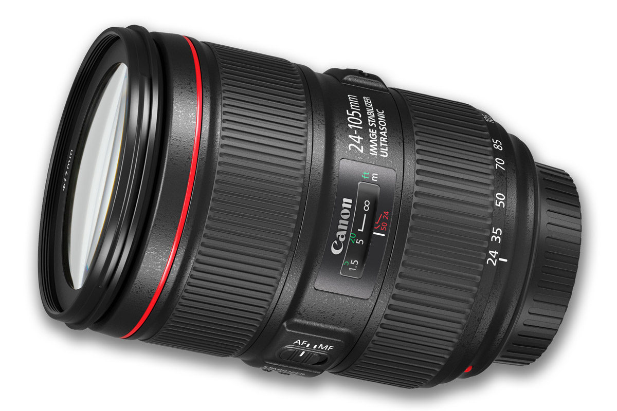 Canon EF 24-105mm f4 L IS II USM allroundzoom