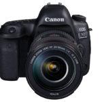 Nyhet: Canon EOS 5D Mark IV – 30 MP och 7 bilder/s