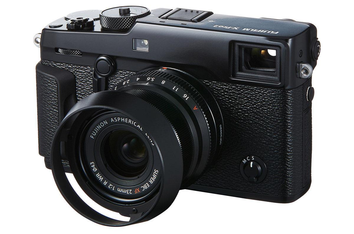 Fujifilm Fujinon XF 23mm F2 R WR vidvinkel Fujifilm X-Pro2