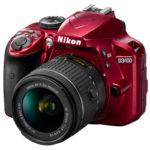 Nikon D3400 är här, med 24 MP, lång batteritid och SnapBridge