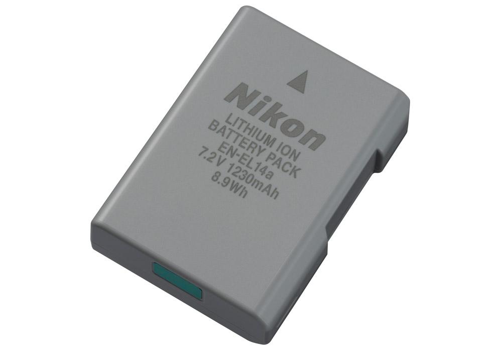 Nikon Df batteri ENEL14a