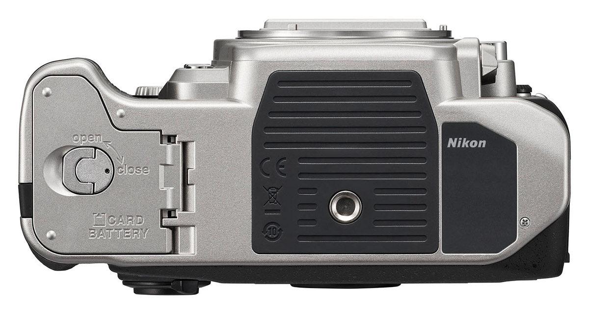 Nikon Df batterilucka