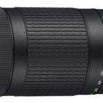 Två nya 70-300 mm telezoomar från Nikon får pulsmotor, AF-P