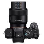 Nytt 50 mm makroobjektiv för Sony fullformat