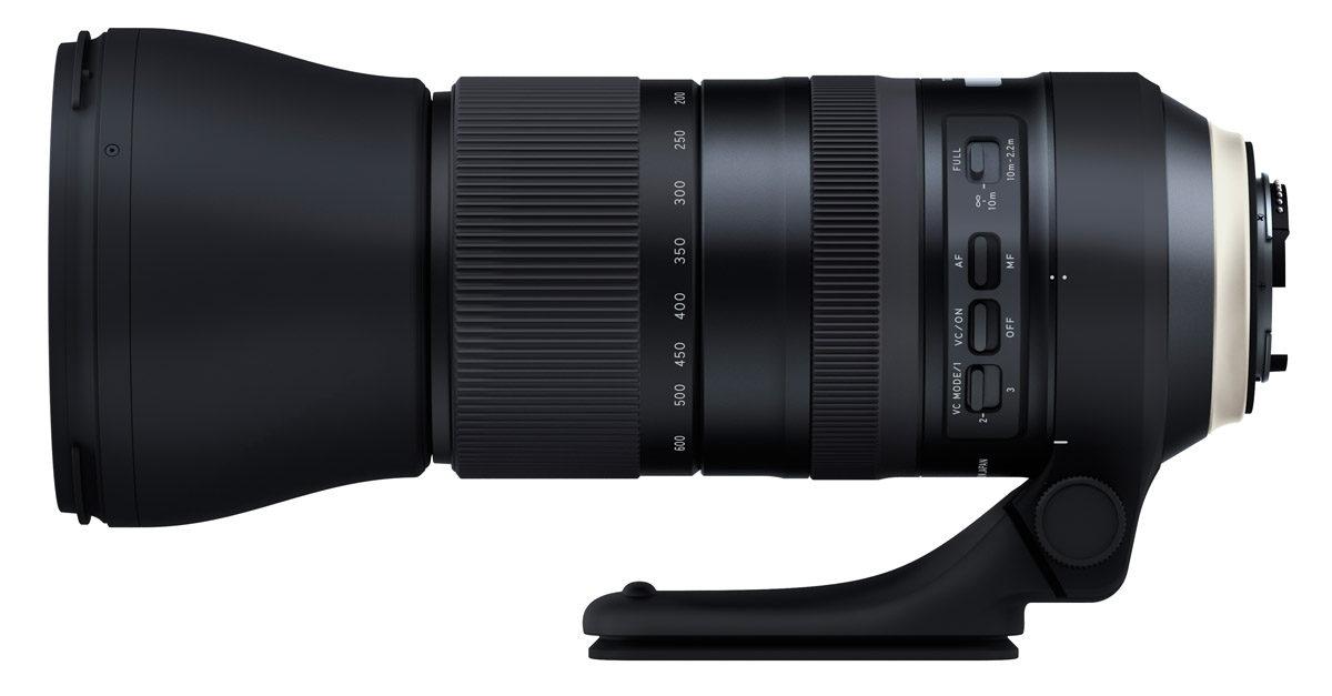 Tamron SP 150-600mm F5-6.3 Di VC USD G2 telezoom Nikon