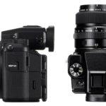 Fuji satsar på mellanformat med nya Fujifilm GFX 50S