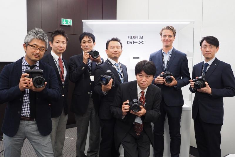 Fujifilm at Photokina 2016
