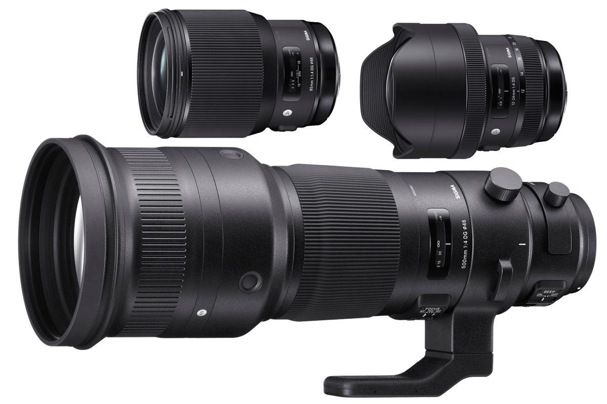sigma-objektiv-sigma-85mm-f/14-DG-HSM-art-sigma-12-24mm-f/4-DG-HSM-art-sigma-500mm-f/4-DG-OS-HSM-sports-photokina