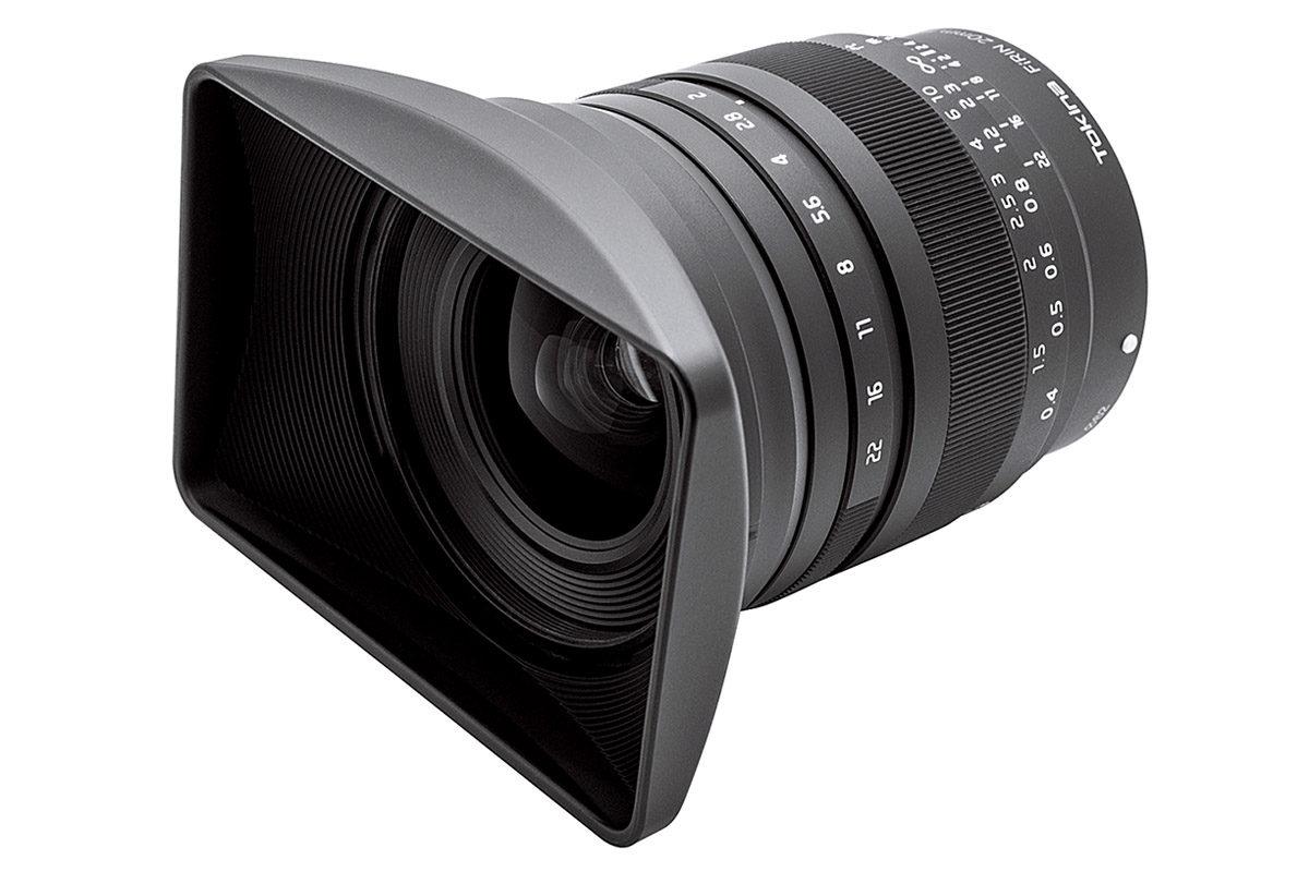 TOKINA FiRIN 20mm f/2 FE MF vidvinkelobjektiv Sony fullformat