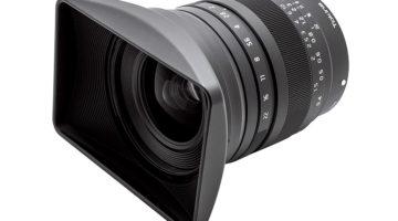 Tokina FiRIN 20mm f/2 FE MF – första objektivet i ny serie med Sony E-fattning