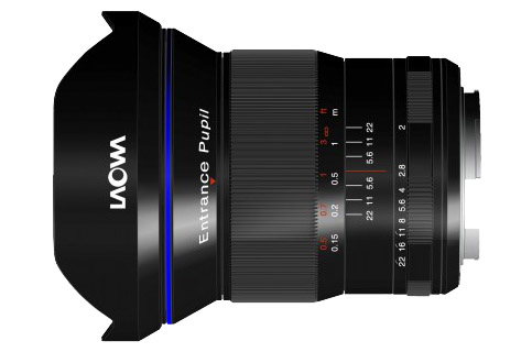 Venus Optics Laowa 15mm f/2 FE Zero-D supervidvinkel Sony fullformat