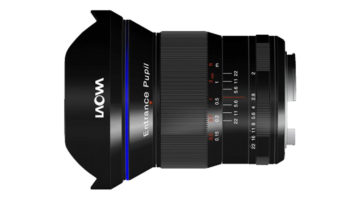 Venus Optics lanserar Laowa 15mm f/2 FE Zero-D för Sony
