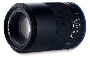 Zeiss Loxia 85 mm f/2.4 – nytt teleobjektiv för Sony fullformat
