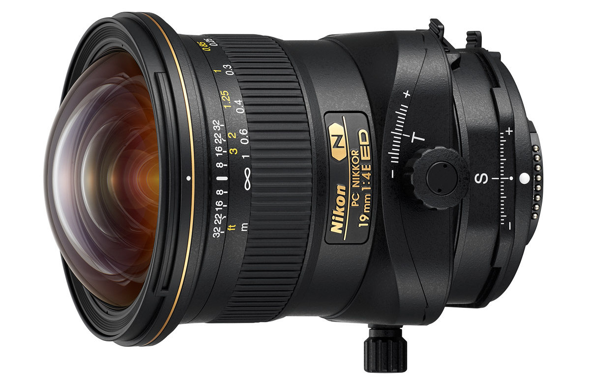 nikon-pc-nikkor-19-mm-f/4-e-ed-tilt-shift-vidvinkel-objektiv