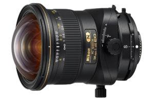 Nikon PC Nikkor 19 mm f/4 E ED – ny vidvinkel med tilt-shift