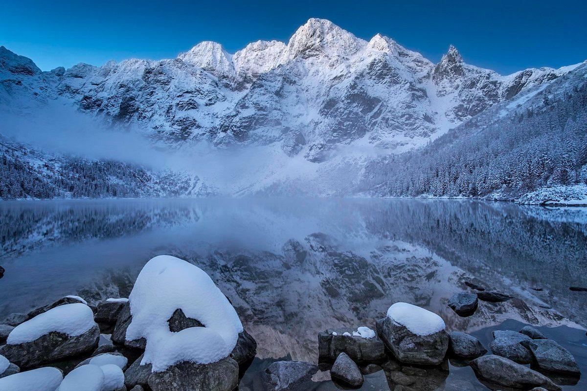 Claes Grundsten blogg om landskapsfotografering i Polen kamera Fujifilm X-T1 supervidvinkel Samyang 12 mm