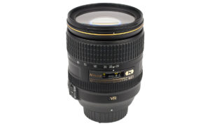 Nikon AF-S 24-120 mm f/4 G ED VR Test