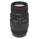 Test: Sigma 70-300 mm f/4-5,6 APO DG Macro