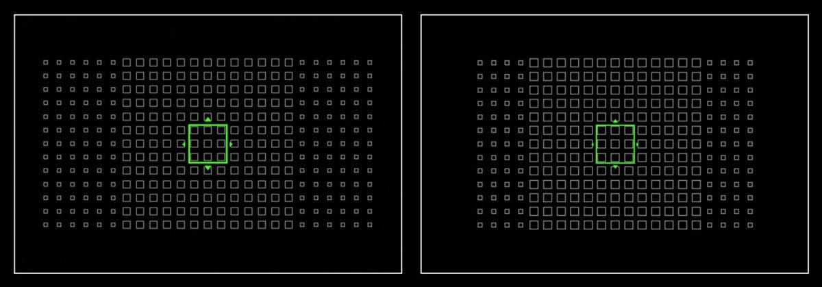 Fujifilm X-Pro2 325 fokuspunkter firmware 2.00