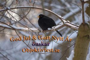 En julhälsning från Objektivtest.se